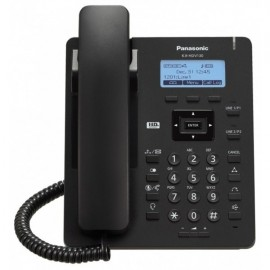 IP-телефон Panasonic KX-HDV130RUB Black